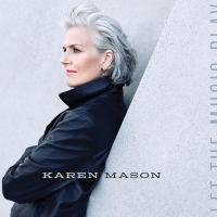 Karen Mason Releases New Single 'Let the Music Play' Photo