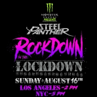 Steel Panther To Hold Another Virtual Concert Event Photo