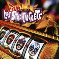 Los Straitjackets Will Reissue First Two Albums