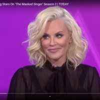 VIDEO: Jenny McCarthy Talks THE MASKED SINGER on TODAY