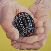 Museum of Russian Icons New Exhibitions 'Atomic Alert!' & 'Pysanka: Symbol of Renewal Photo