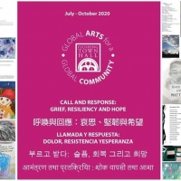 Flushing Town Hall Presents Community Art Exhibition 'Call and Response: Grief, Resil Photo