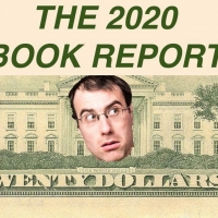 Hilarious One-Man Show THE 2020 BOOK REPORT to Play The Kraine Theatre Photo