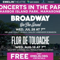 Free Summer Concerts Announced in Harbor Island Park, Mamaroneck Photo