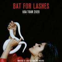 Bat For Lashes to Tour North America this Winter Photo