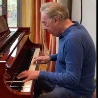 Watch Andrew Lloyd Webber Play 'All I Ask of You' During Self-Isolation Photo