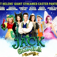 St Helens Theatre Royal Announces Easter Streamed Pantomime JACK AND THE BEANSTALK -  Photo