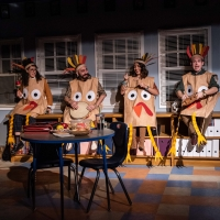 BWW Review: THE THANKSGIVING PLAY Serves Up Delicious Satire Photo