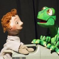 MY PET DINOSAUR Stomps Into Great AZ Puppet Theater Photo