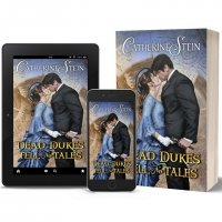 Catherine Stein Releases New Steampunk Romance DEAD DUKES TELL NO TALES Photo