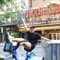 Debut of the Month: Yes, He Can Can Can! MOULIN ROUGE!'s Jeigh Madjus Photo