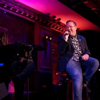 BWW Photo Flash Exclusive: TUESDAYS AT 54 WITH ROBBIE ROZELLE at Feinstein's/54 Below Photo