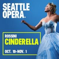 Seattle Opera Presents CINDERELLA Photo