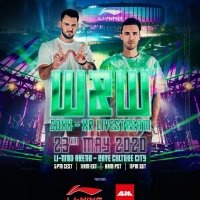 W&W to Debut First Ever Extended Reality Livestream, in Partnership with ALDA Photo