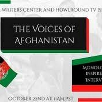 THE VOICES OF AFGHANISTAN Readings to be Presented by L.A. Writers Center Photo