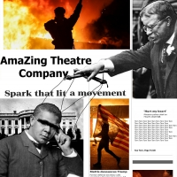 The AmaZing Theatre Company Presents TORN Photo