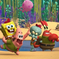 See a First-Look Image From SPONGEBOB Prequel KAMP KORAL Photo