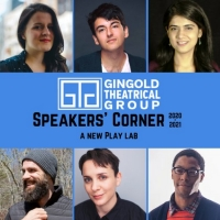 Gingold Theatrical Group Announces 2020-'21 Speakers' Corner Writers Group Photo