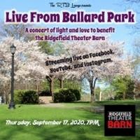 Ridgefield Theater Barn Presents 'Live from Ballard Park' Concert Photo