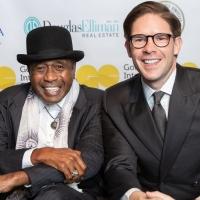 Photo Coverage: Ben Vereen Receives Gold Coast Art Center's Lifetime Achievement Awar Photo