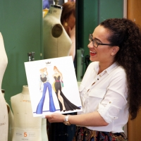 Photo Flash: FIT Students Reimagine Disney Fashion For Disney On Broadway 25th Anniversary Celebration