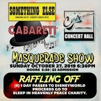 Masquerade - Something Else Cabaret