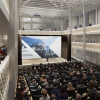 Hippodrome Foundation Announces Final Stage Of France-Merrick Performing Arts Center Photo