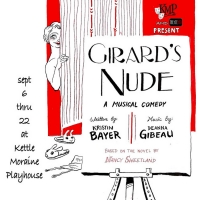 Theater RED Teams With Kettle Moraine Players For World Premiere Musical GIRARD'S NUD Photo
