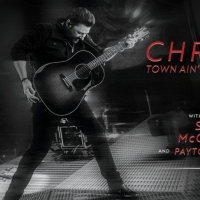 Chris Young Announces the 'Town Ain't Big Enough World Tour 2020'