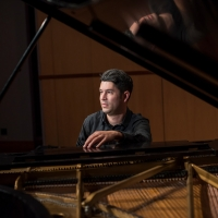 "Pianist Dahveed Behroozi Releases ""Echos"" June 4 Photo"