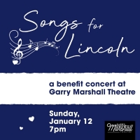Jonah Platt, Clayton Snyder and More to Perform in SONGS FOR LINCOLN - A Benefit Conc Photo