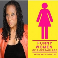 Rhonda Hansome to be Featured at FUNNY WOMEN OF A CERTAIN AGE Live Comedy Showcase Photo