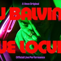 VIDEO: J Balvin Releases Performance Video For 'Que Locura' Photo