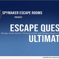 Spymaker Escape Rooms Adds Pandemic-Friendly Entertainment Experience Photo