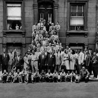 Upper East Harlem Block To Be Co-Named After Iconic Art Kane Photograph 'Harlem 1958' Photo