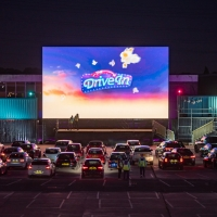 THE DRIVE IN Is The UK's Highest Grossing Cinema On Opening Weekend Photo
