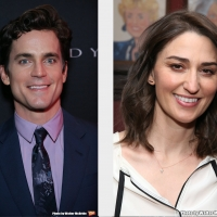Matt Bomer, Sara Bareilles, and More Guest on LIVE WITH KELLY AND RYAN Next Week Photo
