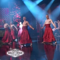 VIDEO: Watch a Performance from LE REVE on LIVE WITH KELLY AND RYAN Photo