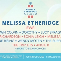 Melissa Etheridge To Be Joined by Jewel on THE MELISSA ETHERIDGE CRUISE Photo