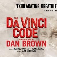 Stage Premiere of THE DA VINCI CODE Adds Nigel Harman, Hannah Rose Caton and Danny Jo Photo
