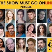 The Show Must Go Online Announces Livestreamed Reading Of PERICLES Photo