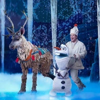 BWW Interview: F. Michael Haynie brings Olaf to life in FROZEN at Broadway San Diego Photo