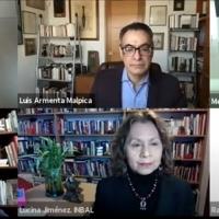 Luis Armenta Malpica Recibe El Premio Iberoamericano Bellas Artes De Poesía Carlos Pe Photo