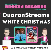 BWW Exclusive: Ben Rimalower's Broken Records QuaranStreams Continues with WHITE CHRISTMAS Photo