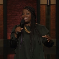 VIDEO: Erin Jackson Performs Stand-Up on LATE NIGHT WITH SETH MEYERS