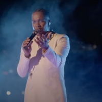 VIDEO: Leslie Odom Jr. Performs 'Speak Now' at THE OSCARS Photo