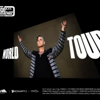 Robbie Williams To Headline The Inaugural World Tour Melbourne