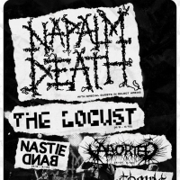 Napalm Death Announces Spring North American Headline Tour