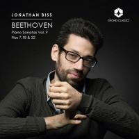 Jonathan Biss Completes Beethoven Piano Sonata Recording Cycle With Release Of Volume 9