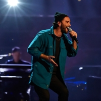 West End Star Matt Croke Takes Centre Stage on ITV's THE VOICE UK Photo